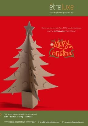 Have a bright and Merry Chirstmas, many wishes from Team Etreluxe India.