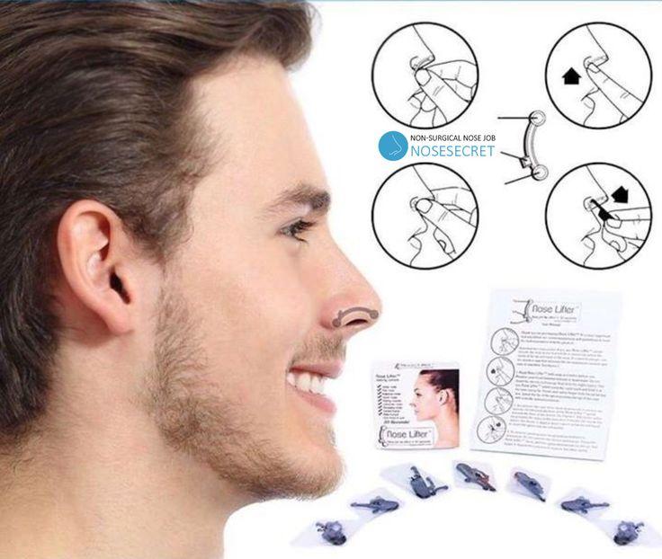 Nose enhancer non surgical nose job nose job nose