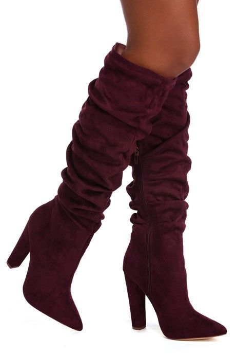 d06569628b8 Downtown Swag Slouch Boots