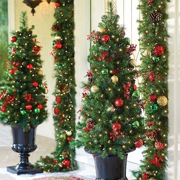 242 best outdoor christmas decorations images on pinterest for Outdoor merry christmas ornaments