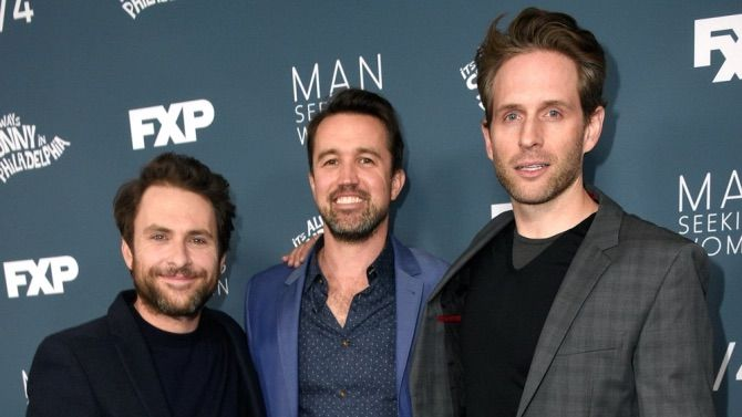 Fox Orders 'Cool Kids' Comedy Pilot from Charlie Day, Rob McElhenney, and Glenn Howerton