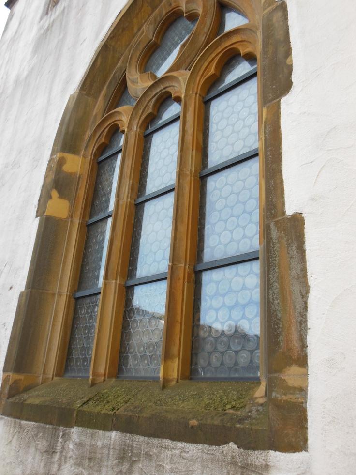 Fenster, Heidenheim, Schloss Hellenstein