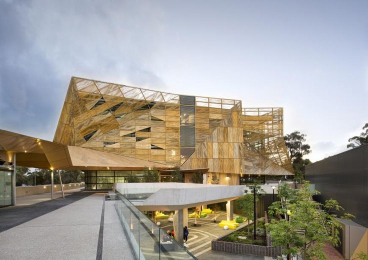 Australians are heading up some world leading architectural designs