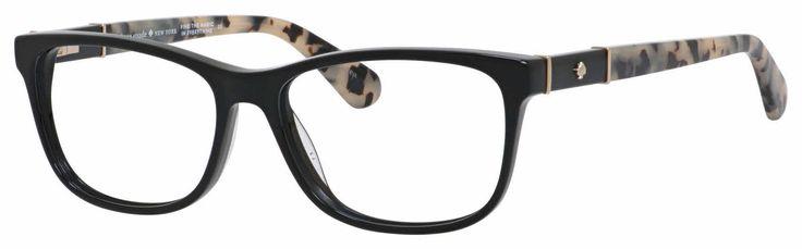 Kate Spade Myrna Eyeglasses   50% Off Lens Promotion + 50% OFF Eyeglass Lenses - Ends Soon!   Prescription lenses, designer frame, Price Match Guarantee