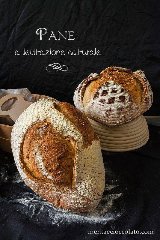 Pane incamiciato con lievito madre #bread