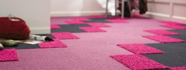 Béwé tapijttegels