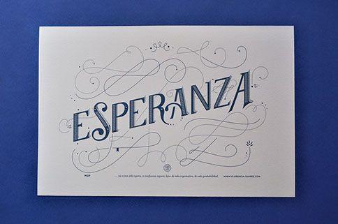 ✒️ Esperanza | Florencia Suárez.