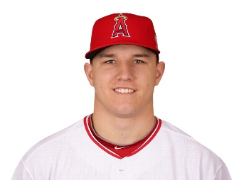 8/12 - Second Selection of the day: Mike Trout - Finished 0-4 - Current Streak: 0