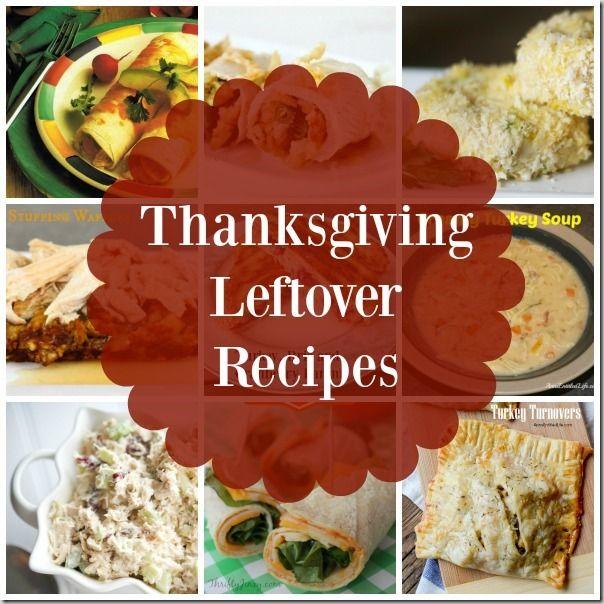 Plan Ahead for Thanksgiving Leftovers — RobynsOnlineWorld.com