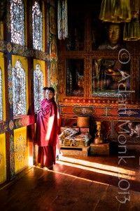 Monks of Bhutan, Photo tour of Bhutan with Adam Monk