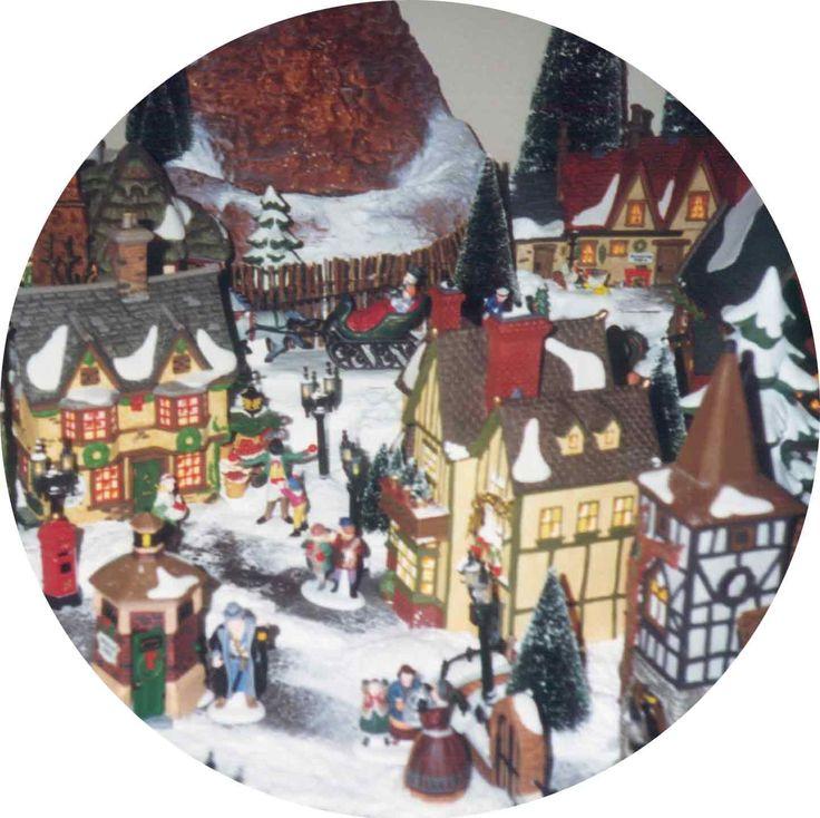 Christmas Dept 56