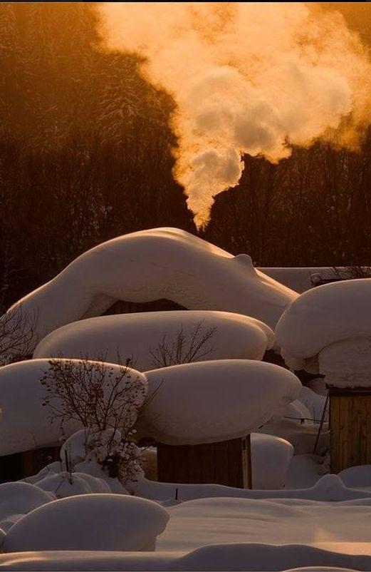 Siberia , Russia , from Iryna