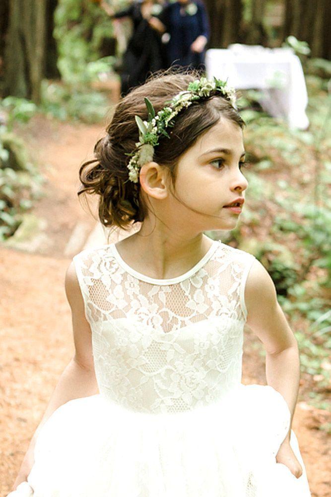39 best coiffure petites demoiselles d 39 honneur images on pinterest bridesmaids bohemian - Coiffure pour communion ...