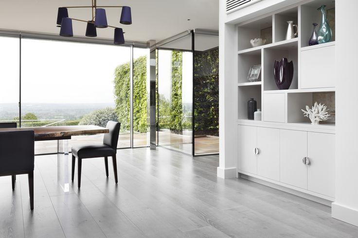 Grey Wood Dining Furniture