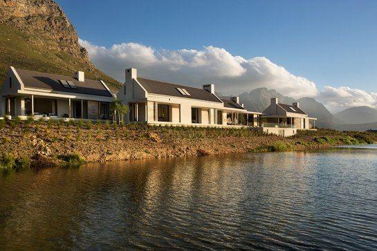 Tour a Contemporary Franschhoek, South Africa, Estate