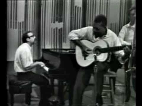 "Bola Sete 1963 ""Otra Vez""  -  Bola Sete (guitar) Vince Guaraldi (piano) Fred Marshall (bass) Jerry Granelli (drums)"