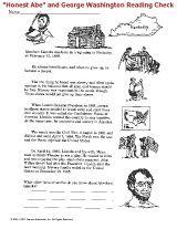 Free Abraham Lincoln Printable