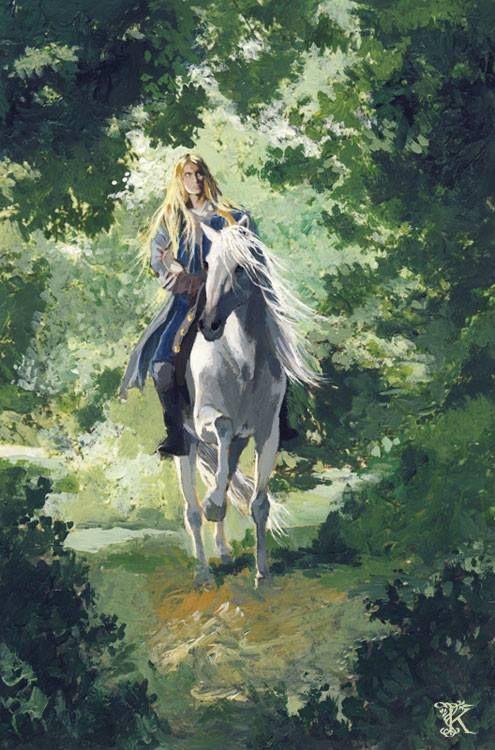 Glorfindel  by Catherine Karina Chmiel