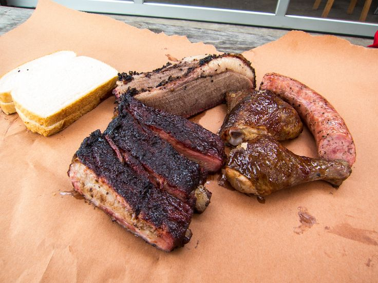 Barbecue trailer trade can be a tough way to get started.
