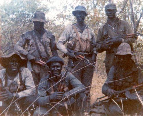 Selous Scouts.