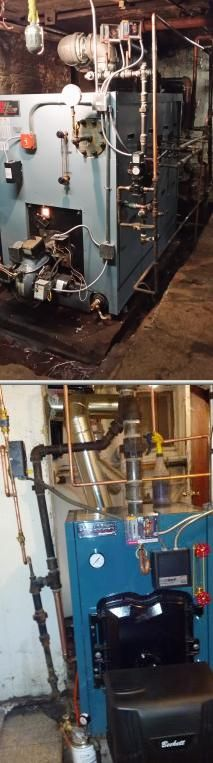 Tolendini Anthony has been specializing in boiler operation maintenance and installation for over 20 years. He also takes care of your plumbing needs as well.