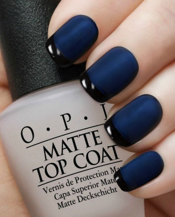 In LOVE with matte/glossy combinations!!
