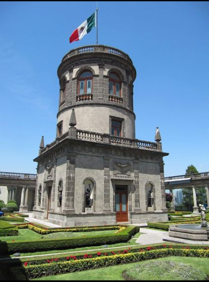 El Historico Castillo de #Chapultepec, de La Ciudad de #MexicoNelly BurBen  The historic Chapultepec Castle of Mexico City  Tour By Mexico - Google+