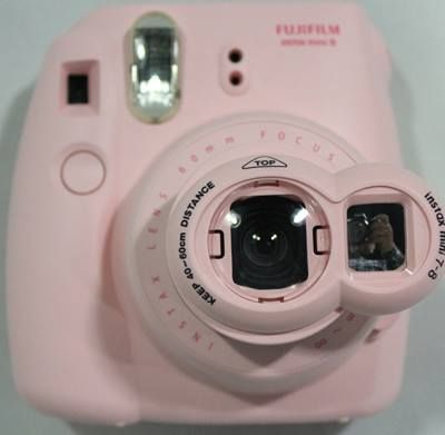 Self Shot Mirror and Close Up Lens for Fujifilm Instax Mini 8