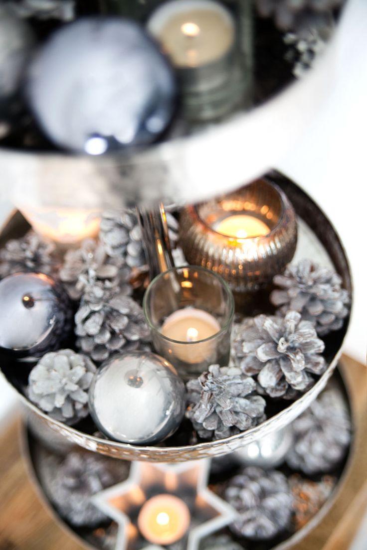 25 einzigartige etagere dekorieren ideen auf pinterest - Glasglocke dekorieren ...