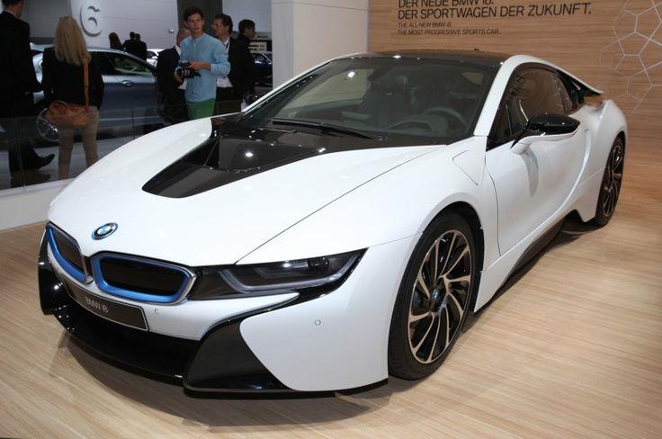 Update 2014 Bmw I8 Priced At 136 625 Production Images Revealed Bmw I8 Hybrid Sports Car Bmw