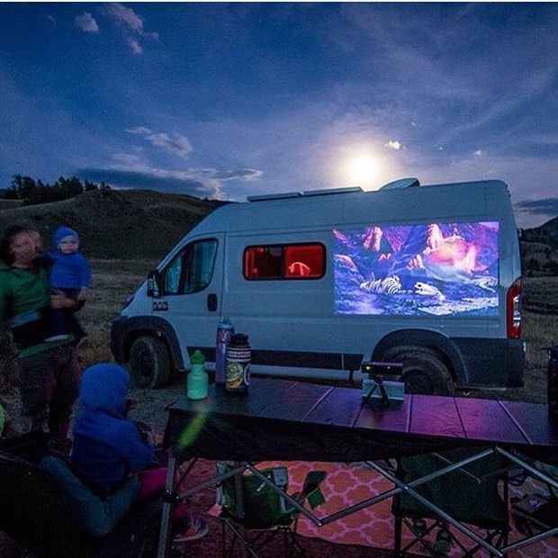 #VanLifeDreams • • Repost from @glampervan.us via @campingroadtrip #VanCrush #vanlife