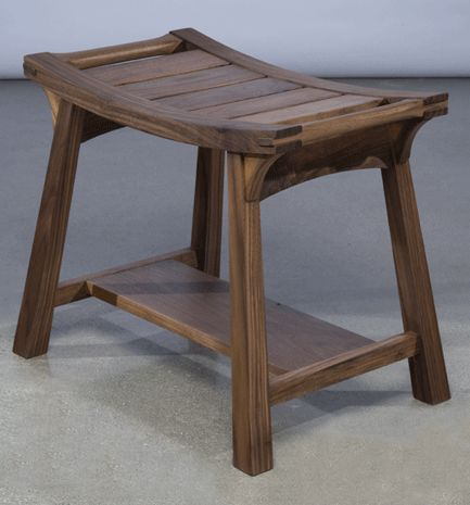 Perching Stool | Eben Blaney - Fine Contemporary Furniture