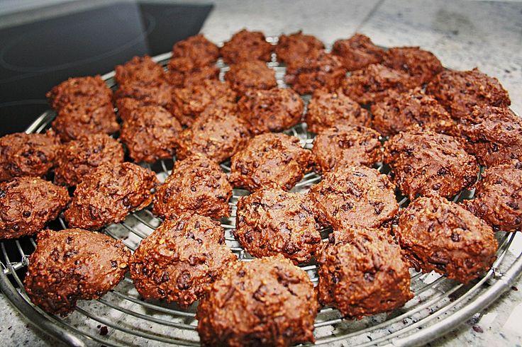 Hafer - Schoko - Cookies