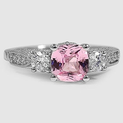 63 best pink engagement rings images on box