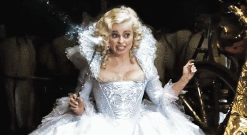 I got: The Fairy Godmother! Which Helena Bonham Carter Character Are You?