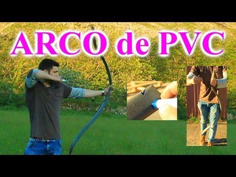 Como Hacer un ARCO de PVC - YouTube