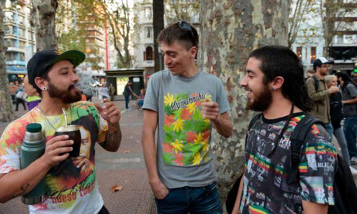 Uruguay, The First Country Where You Can Smoke Marijuana Wherever You Like