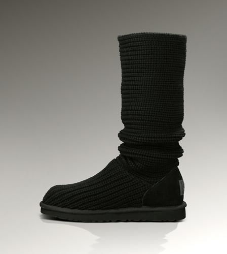 UGG Classic Cardy Boots 5819 Black2 being unfaithful limited offer,no tax and free shipping.