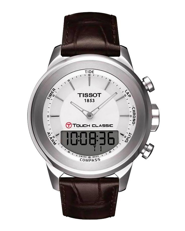 Ρολόι TISSOT T-TOUCH CLASSIC T0834201601100