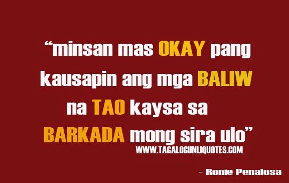 Love Quotes Tagalog Patama Sa Crush