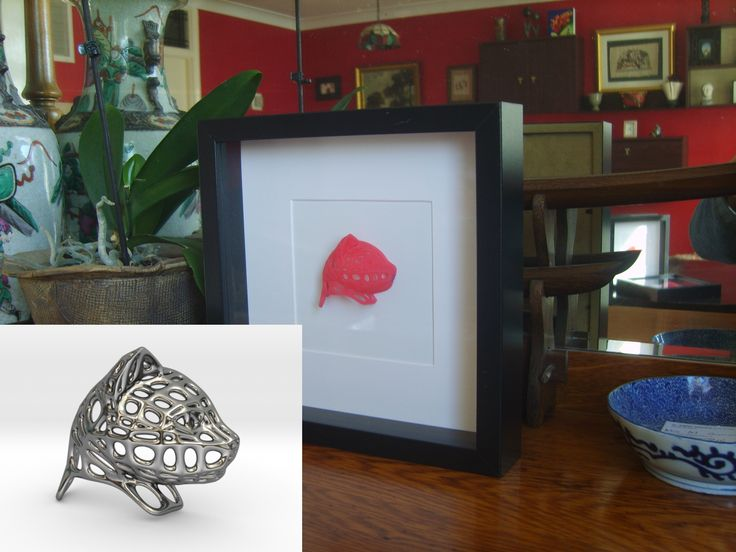 Your Pet's Face 3D Scanned - We can then make personalised artwork for you to give as a gift.