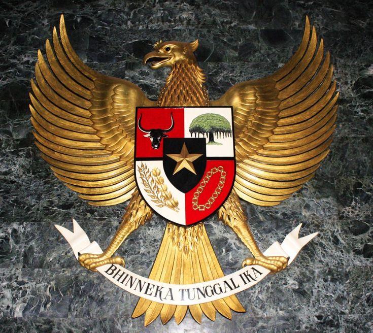 Arti dan Makna Lambang Simbol Negara Republik Indonesia Terlengkap - http://www.pelajaransekolahonline.com/2016/12/arti-dan-makna-lambang-simbol-negara-republik-indonesia.html