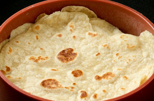 A recipe that ensures a most delicious and soft Mexican flour tortilla.