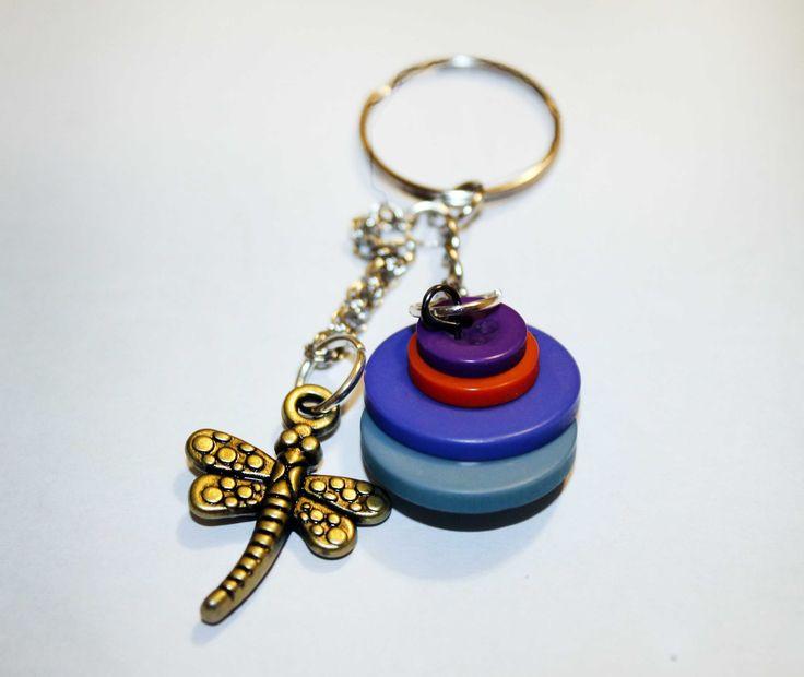 Ideas creativas para hacer bijouterie con botones! Muy fáciles