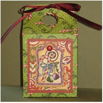 Nutcracker Sweet Gable Gift Box