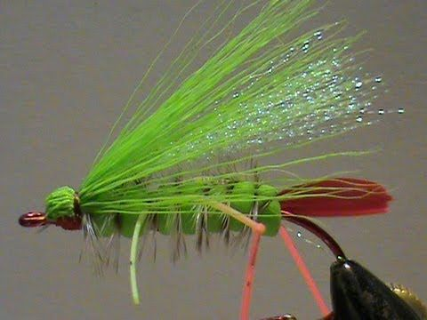 Fly Tying a Bass Hopper with Jim Misiura