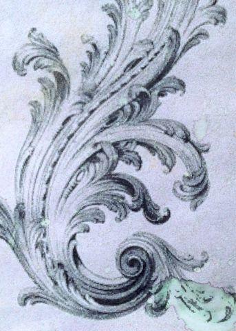 Form & Känsla: Papperskopian föll ur en av mina anteckningsböcker...