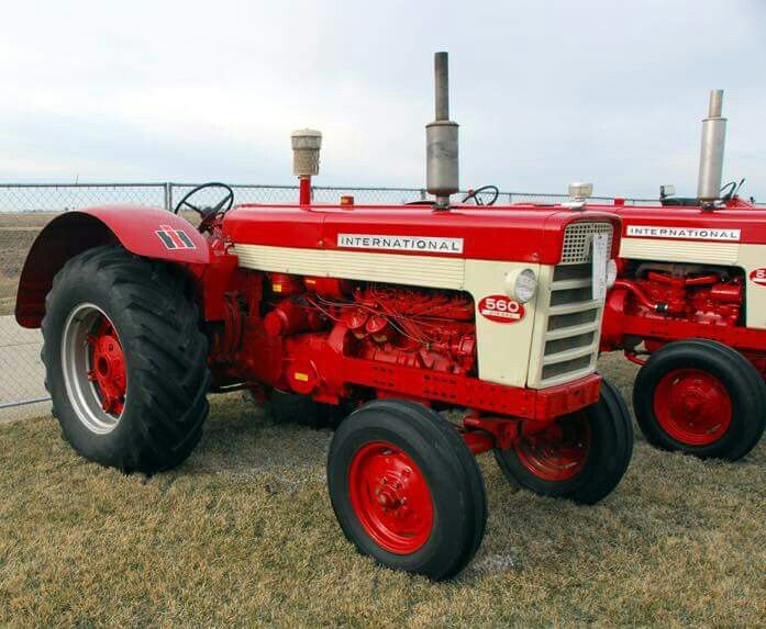 International 560 Fenders : Best images about tractors through the years on