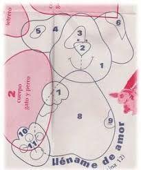Afbeeldingsresultaat voor travesseiro bebe artesanato