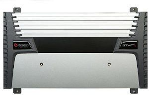 Boston Acoustics GT-475 4-channel car amplifier -- 75 watts RMS x 4 by Boston Acoustics. $149.95. GT Reference Series 4-Channel Amplifier RMS Power Rating(CEA-2006-A):      4 ohms: 75 watts x 4 chan.     2 ohms: 120 watts x 4 chan.     Bridged, 2 ohms: 250 watts x 2 chan.  Mixed Operation Power Rating (CEA-2006-A):      4 ohms: 75 watts x 2 chan.     2 ohms: 250 watts x 1 chan.     RMS Power Rating(12V):         4 ohms: 65 watts x 4 chan.         2 ohms: 200 w...